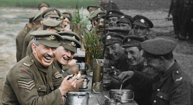 Leigh Paatsch reviews 'They Shall Not Grow Old'