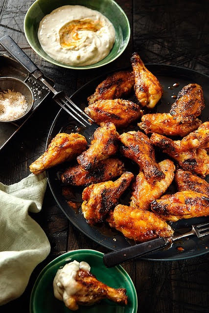 Bob Hart's Recipe for Barbecued Buffalo Wings