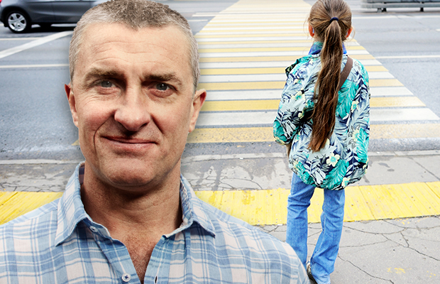 Article image for Why tragic death of young girl struck Tom Elliott more than most