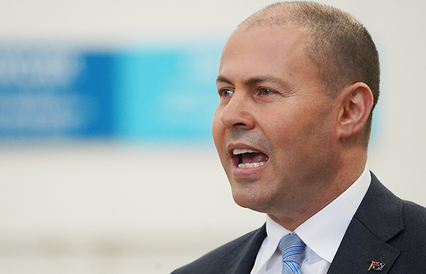 Article image for Josh Frydenberg says the federal election is not a lost cause for Liberal Party