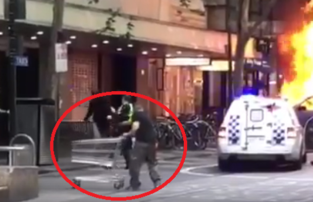 Article image for Police hunt Bourke Street's 'Trolley Man' over string of alleged offences as fundraising site comes under fire