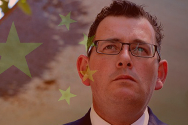"Article image for Victoria ""played for mugs"" by Chinese Communist Party: Andrews' secret deal with major trade partner"