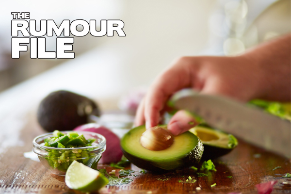 Article image for Rumour confirmed: Woman severs nerve trying to get avocado stone out with steak knife