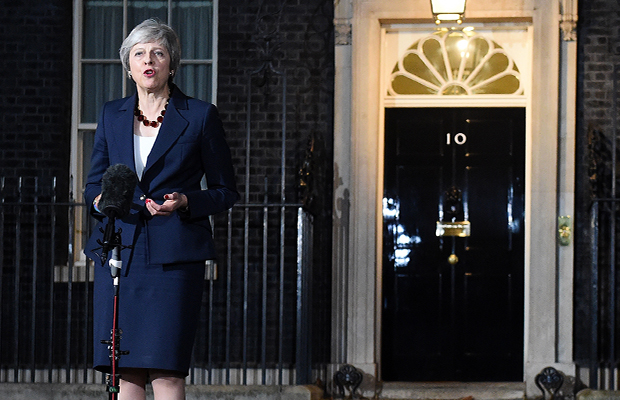 Article image for Brexit breakthrough: 'Divorce' one step closer after May's plan wins support