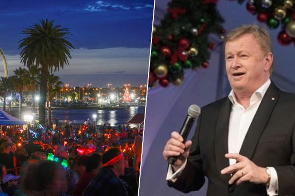 Article image for Denis Walter's Carols by the Bay is on this weekend!