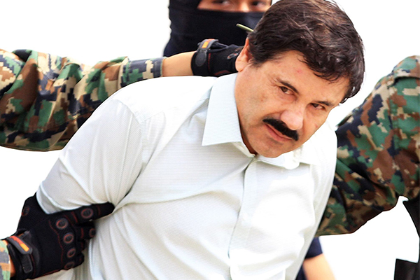 El Chapo's trial is under way but could we see THIS twist?