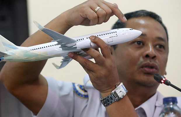Article image for Damning crash report slams Lion Air, shows pilot never stood a chance