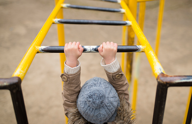 Article image for Push to remove monkey bars from playgrounds