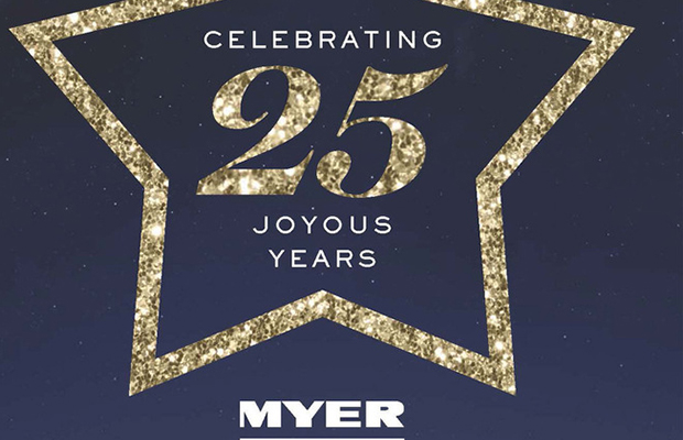 Article image for Last songs: Iconic Myer Christmas CD cancelled after 25 years