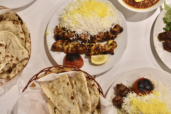 Article image for Scorcher reviews: Persian Flavours