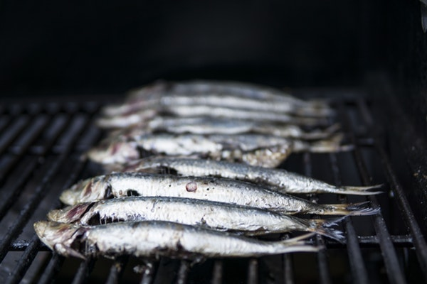 Article image for Oily fish can reduce asthma symptoms