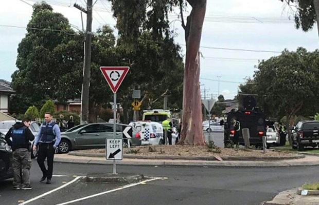 Article image for Man arrested after police swarm Reservoir home