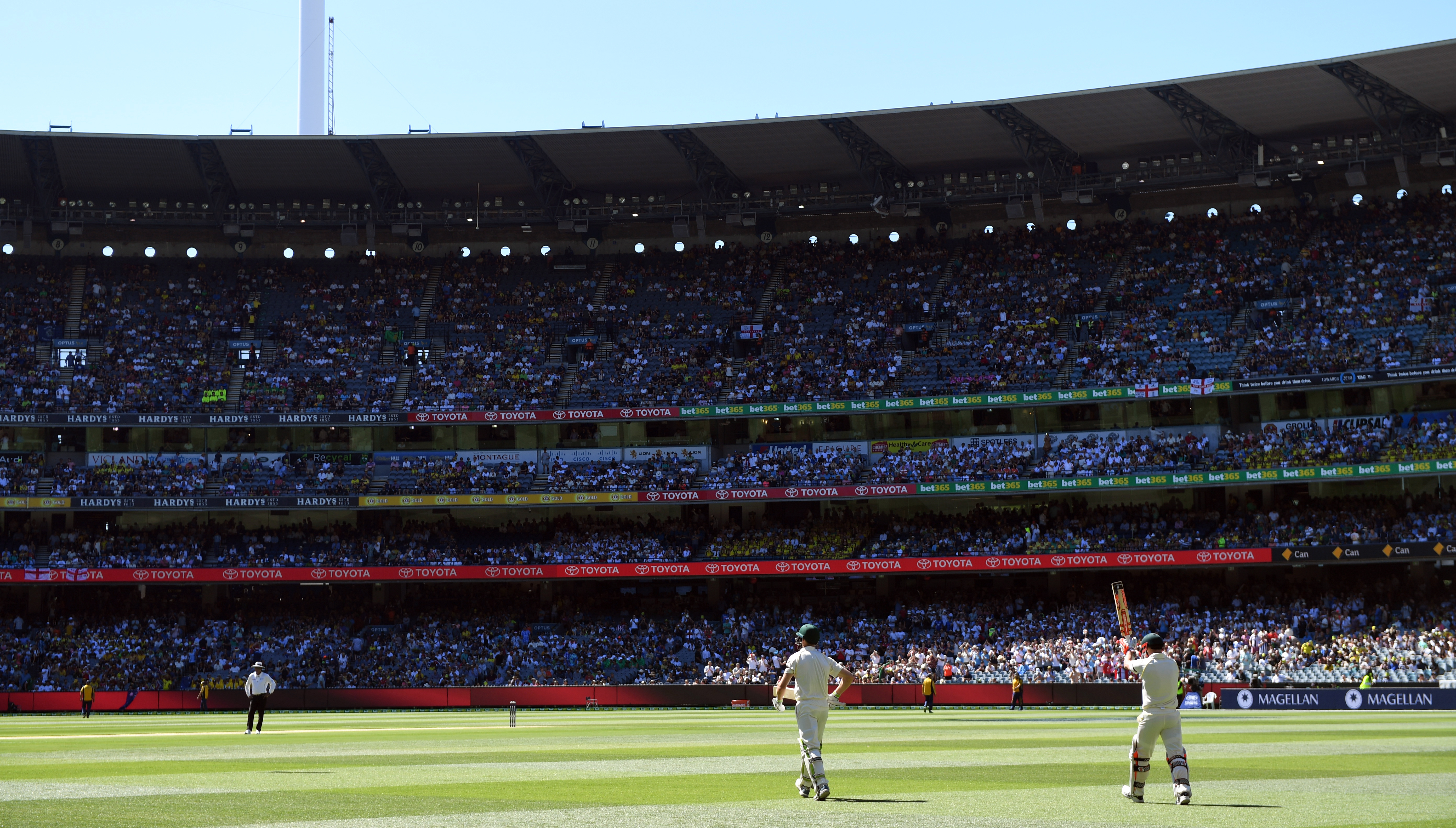 Article image for Perth Stadium could be planning to steal the Boxing Day Test from the MCG