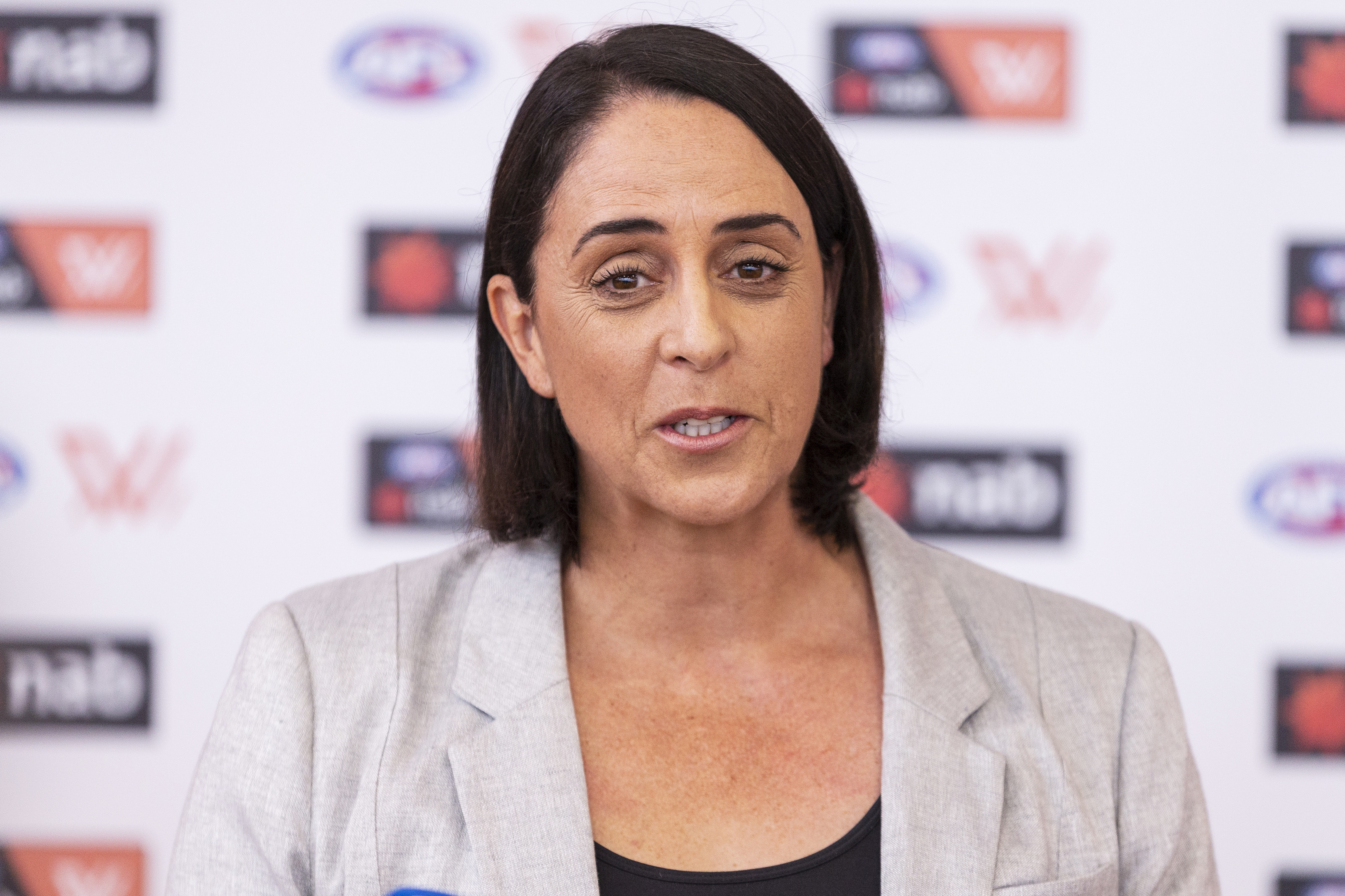Article image for Women's football chief defends AFLW expansion