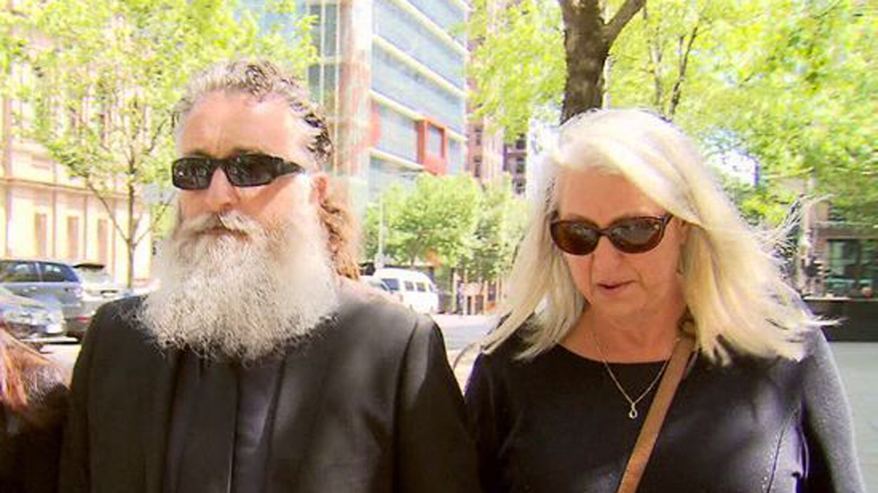 He's free: Jailed bus driver Jack Aston walks from court