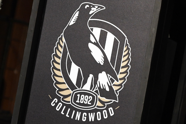 """Article image for Collingwood lauded for """"very significant"""" pokies exit"""