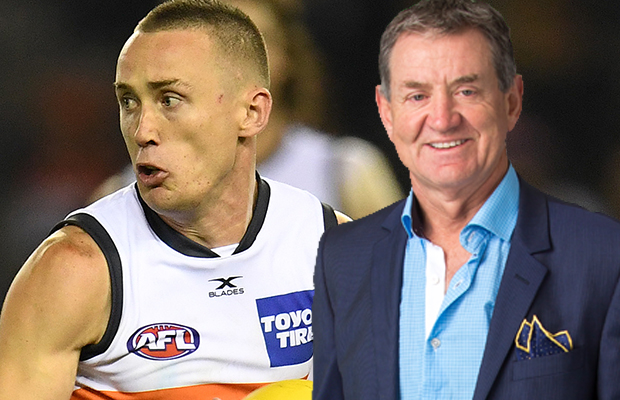 """Round 1 """"very realistic"""" for bargain Hawthorn recruit, says Doc Larkins"""