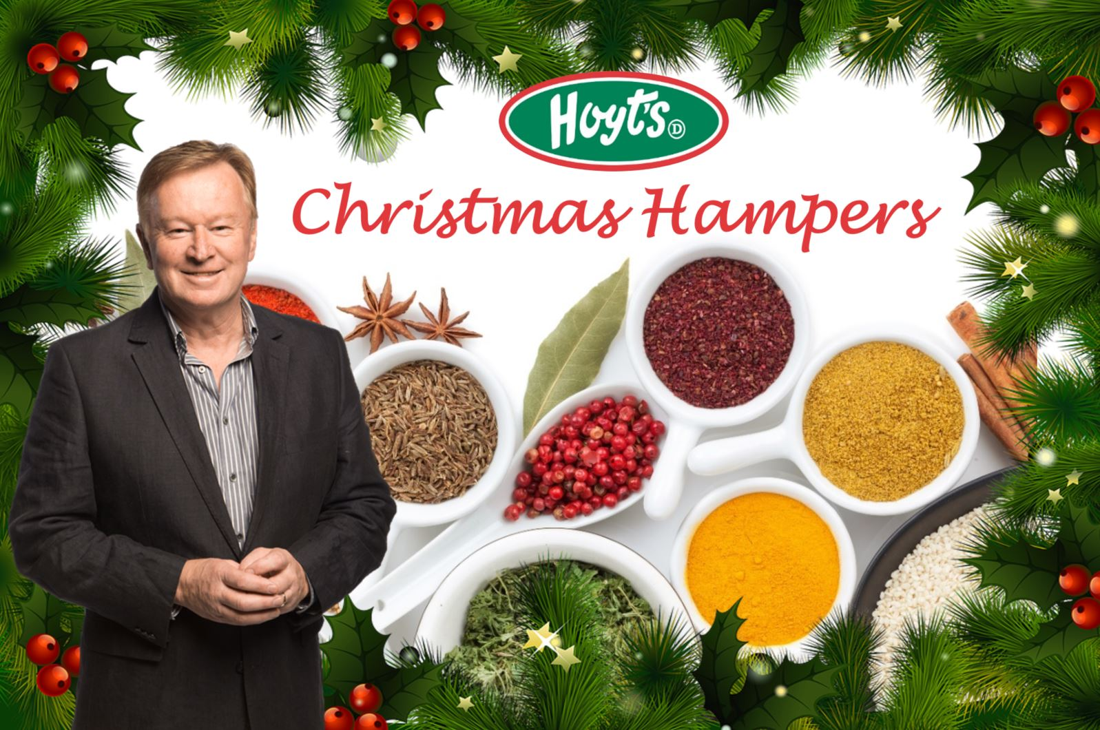 Win a Hoyt's Christmas Hamper!