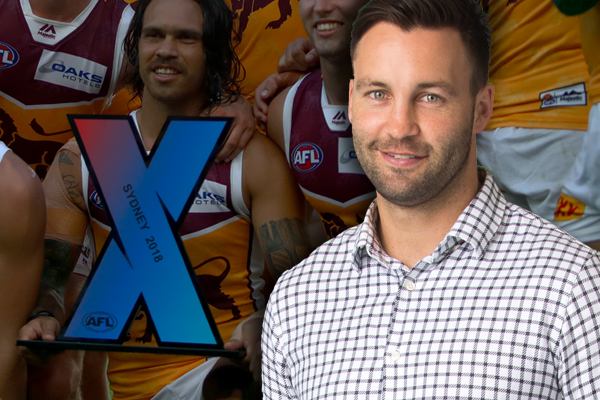 Article image for Devil's Advocate: Jimmy Bartel puts up the case for AFLX