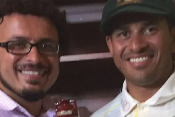 Usman Khawaja's brother arrested over alleged terror hit list