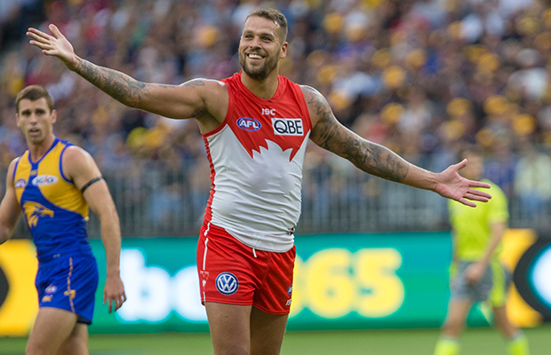 How Buddy Franklin's demolition of West Coast in Round 1 could inspire the Australian Test Team