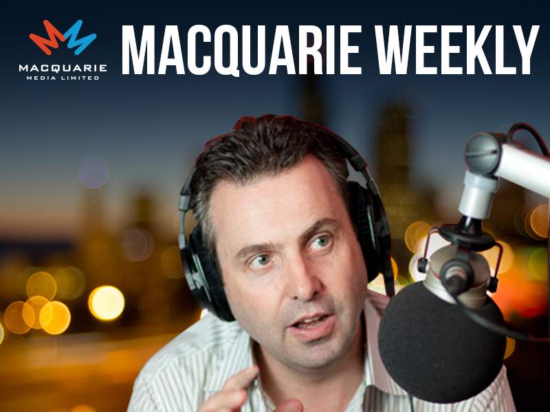 Macquarie Weekly with Justin Smith, 6th January