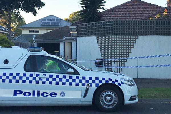 Article image for Body found at Altona home, man arrested