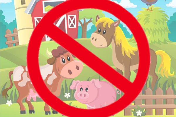 Article image for The idioms vegans and animal activists want us to stop using
