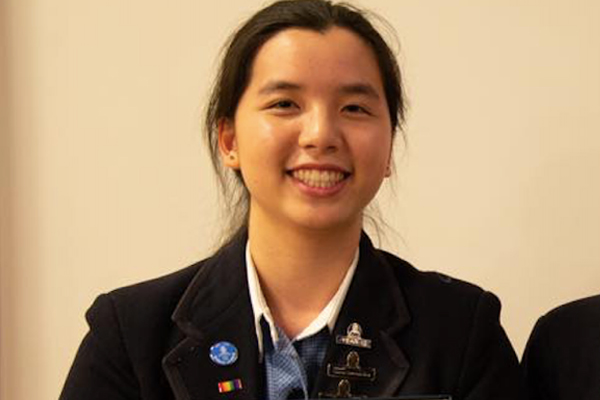 How this VCE student achieved a perfect score