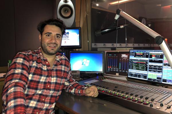 Article image for Damian Tardio's top 10 sound effects on 3AW Breakfast for 2018
