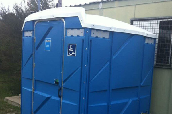 Special needs portable toilet stolen from pony club south east of Melbourne