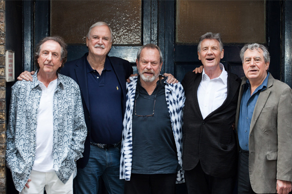 Article image for Is there a Monty Python reunion happening in Melbourne?