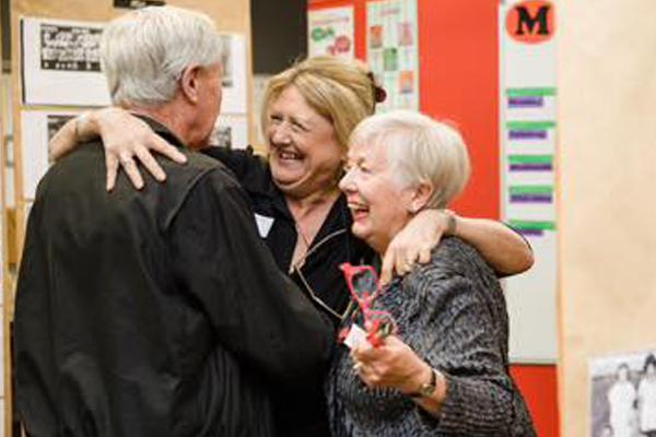 Julie Murphy leaves the Merri Creek classroom after 40 years