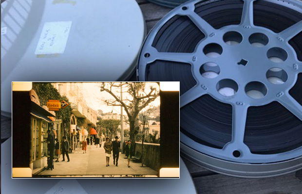 Article image for Neil Mitchell's film history mystery: See the first moving images!