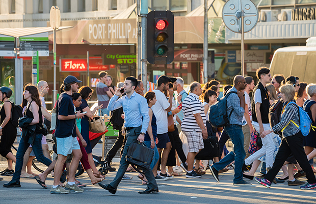 Article image for The top five gripes of Australian pedestrians revealed!