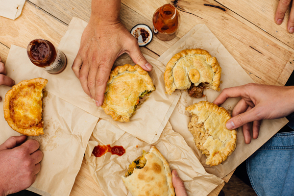 Article image for Wendy Hargreaves' top five pies around Melbourne