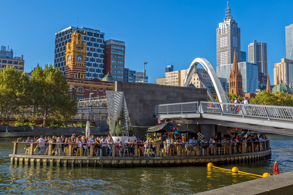 Article image for Wendy Hargreaves: Escaping hot days in Melbourne