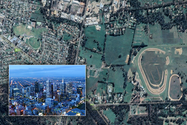 Article image for Why this Victoria town is Melbourne's best weapon against congestion