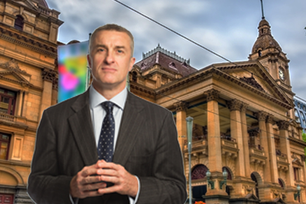 Article image for 'I think it's wrong': Tom Elliott and Melbourne City Councillor's heated exchange over voting rights