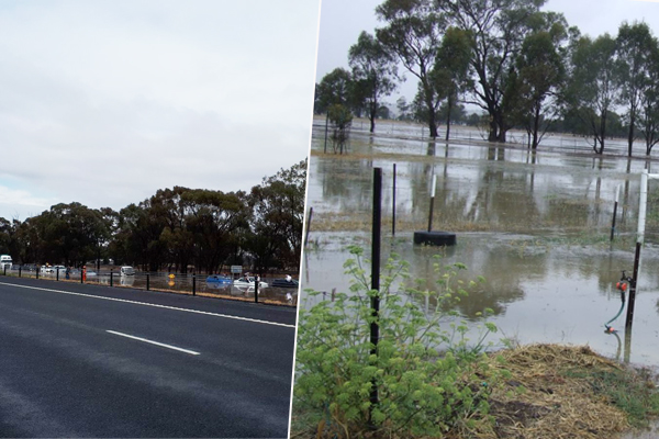 Article image for Weather watch: Hume Fwy to remain closed until Saturday