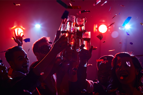 Article image for Rumour File: Emergency Services proposed four-drink limit for Christmas parties