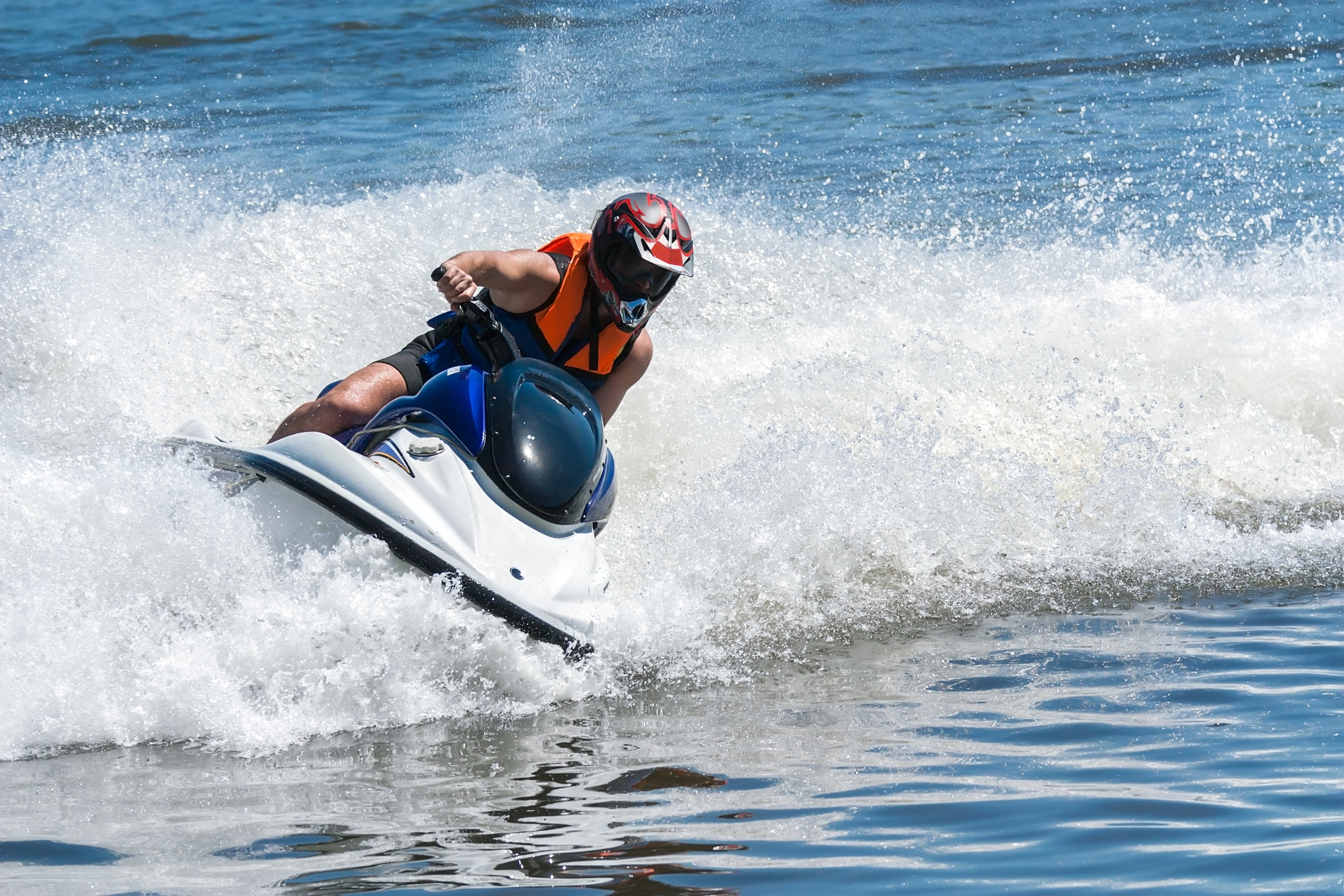 Article image for Jet ski conduct set to be clarified