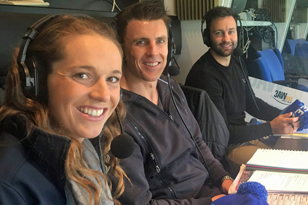 """Article image for Bec Daniher: Neale """"very excited"""" about latest MND breakthrough"""