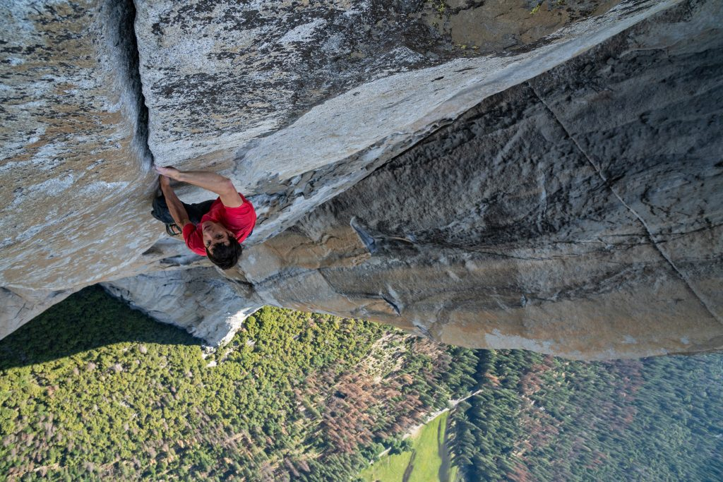 Leigh Paatsch reviews 'Free Solo'