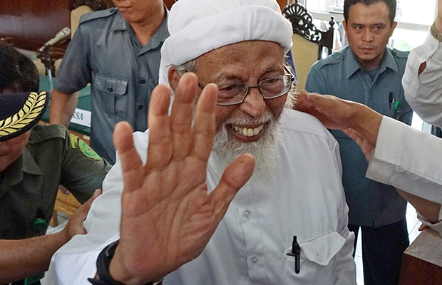 """Article image for """"A kick in the teeth"""": Bali bombing victim reacts to """"spiritual leader"""" getting early release from prison"""