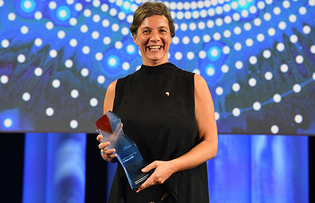 Article image for Australian Of The Year reflects on her award, still not a fan of gender quotas