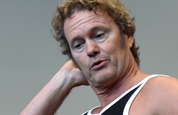 Article image for Craig McLachlan charged by police