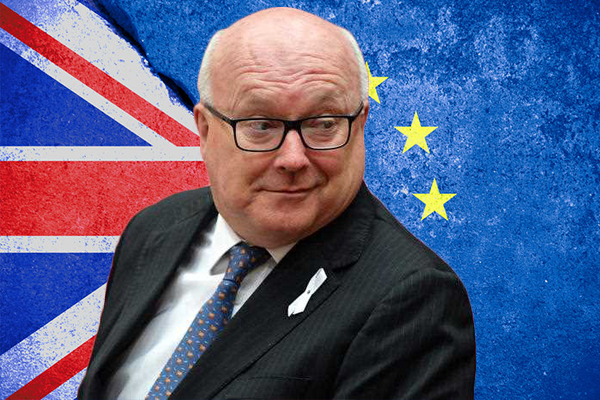 George Brandis explains why Brexit could benefit Australians