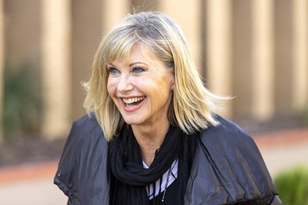 "Article image for ""Rumours of my death have been greatly exaggerated"": Olivia Newton-John puts ill-health rumours to rest"