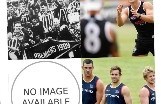 Article image for Port Adelaide throws social media shade at their biggest rival